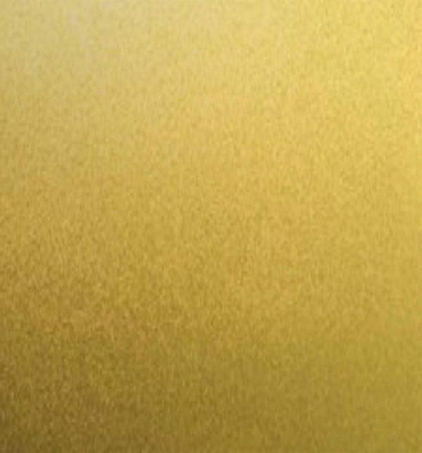 Bead blast-Gold
