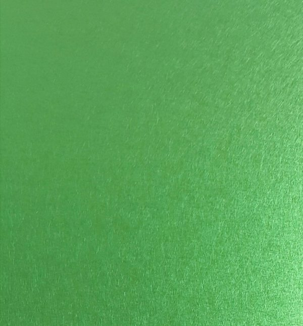 S-Vibration, Green